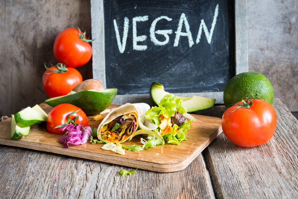 how to lose weight as a vegan photo - 1
