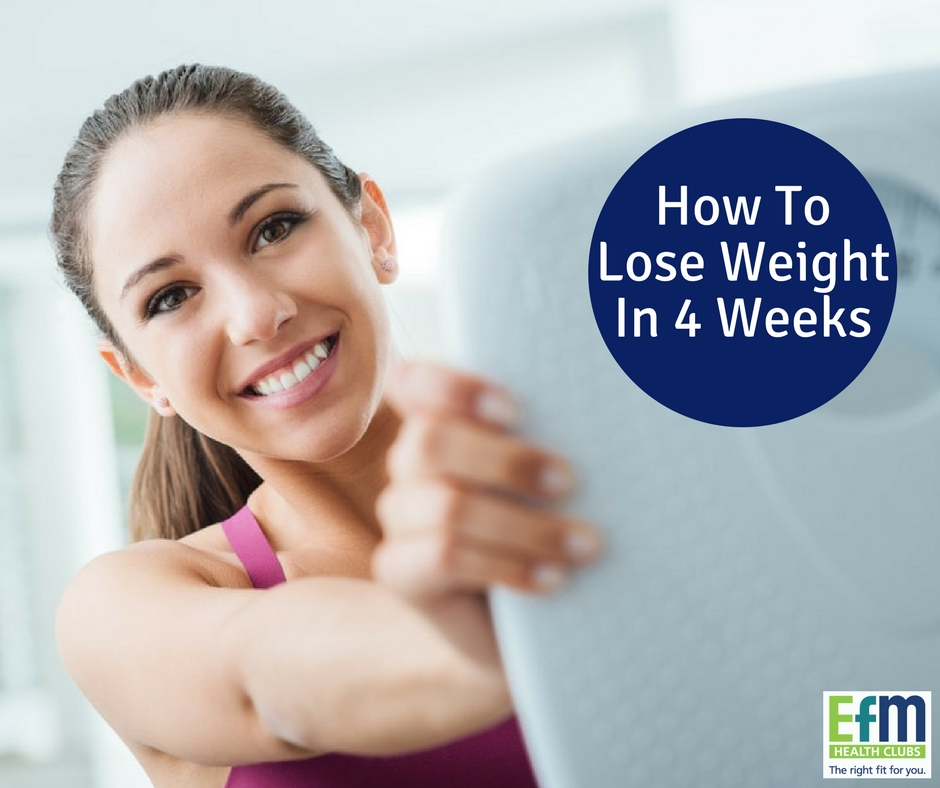 how to lose weight in 4 weeks photo - 1