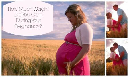 how to lose weight while pregnant without harming the baby photo - 1
