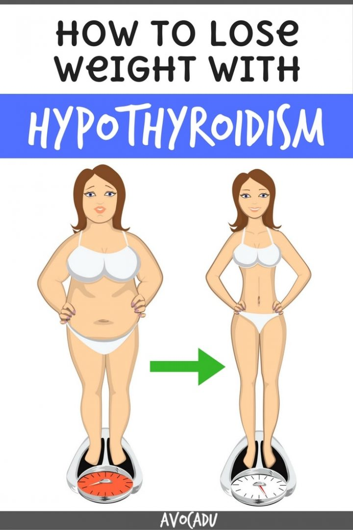 how to lose weight without a thyroid photo - 1