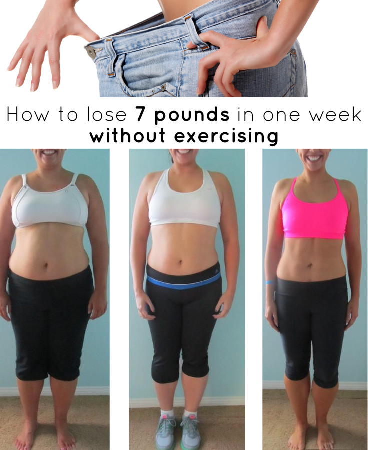 how to lose weight without dieting or exercising photo - 1
