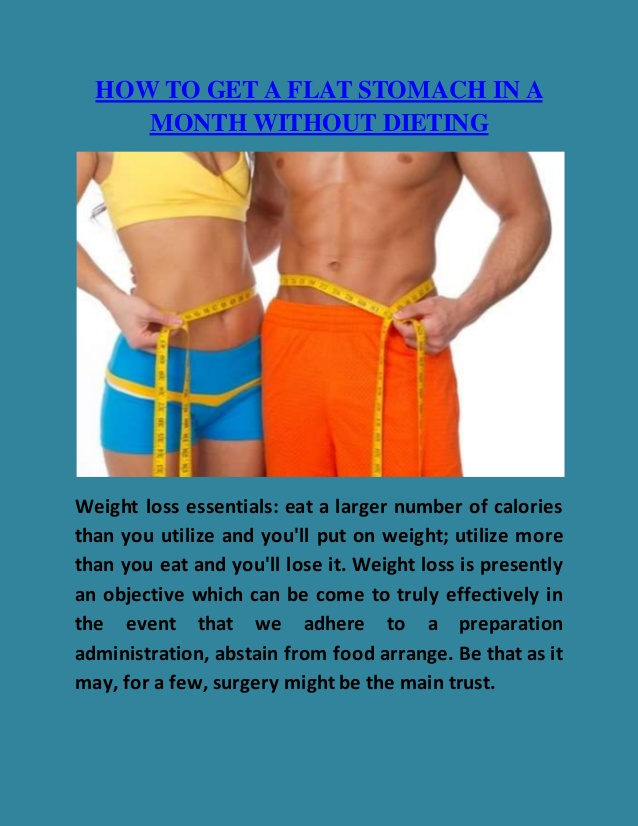 how to seriously lose weight photo - 1