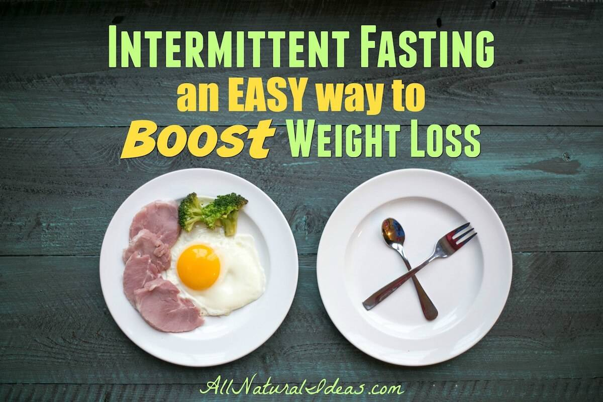intermittent fasting to lose weight photo - 1
