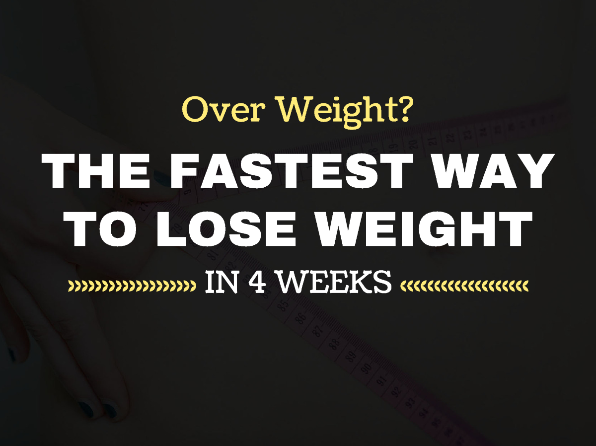 is running the fastest way to lose weight photo - 1