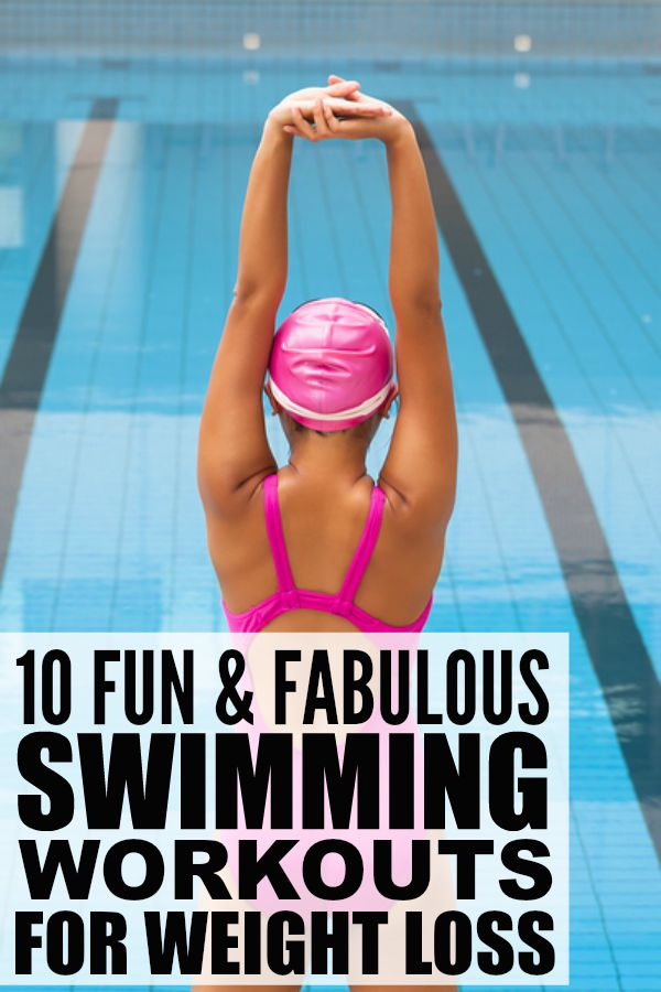 is swimming good exercise to lose weight photo - 1