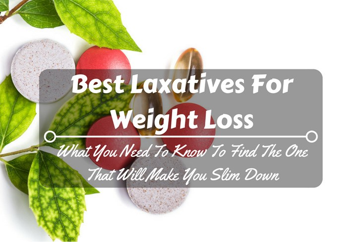 laxatives make you lose weight photo - 1