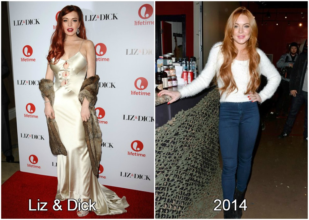 lindsay lohan weight lose photo - 1