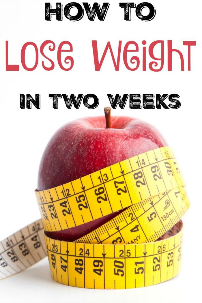 lose weight 2 weeks photo - 1