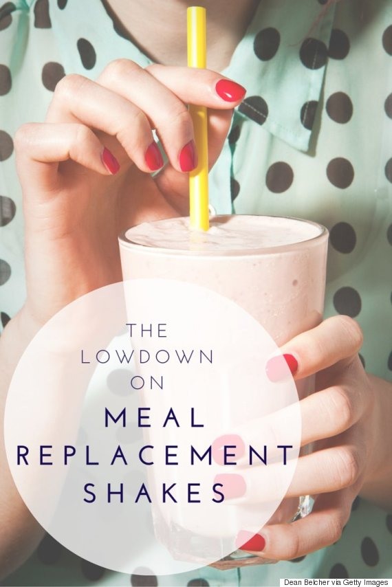 meal replacement shakes to lose weight photo - 1