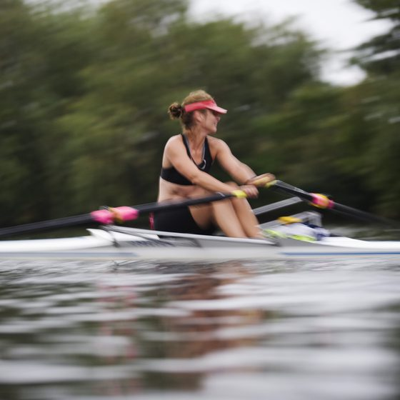 rowing to lose weight photo - 1