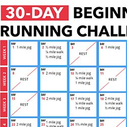 run routine to lose weight photo - 1