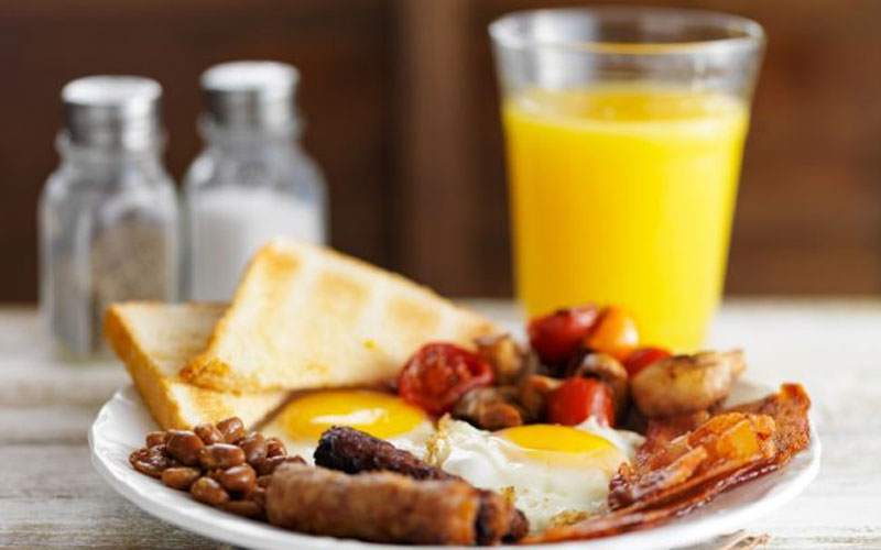 skipping breakfast to lose weight photo - 1