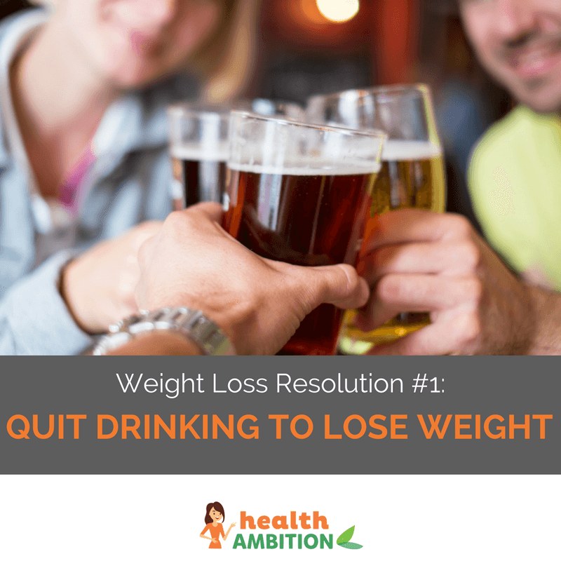 stop drinking lose weight photo - 1
