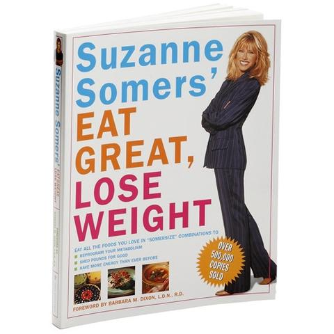 suzanne somers eat great lose weight photo - 1