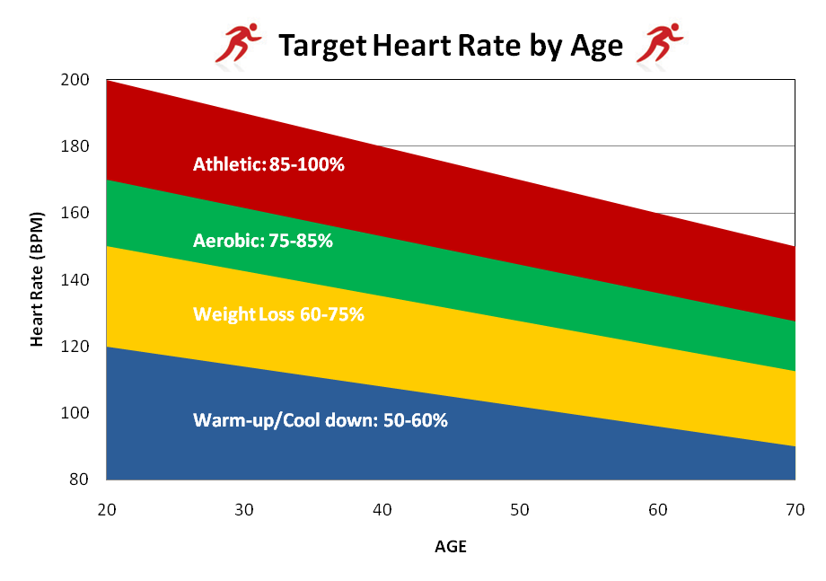 target heart rate to lose weight photo - 1