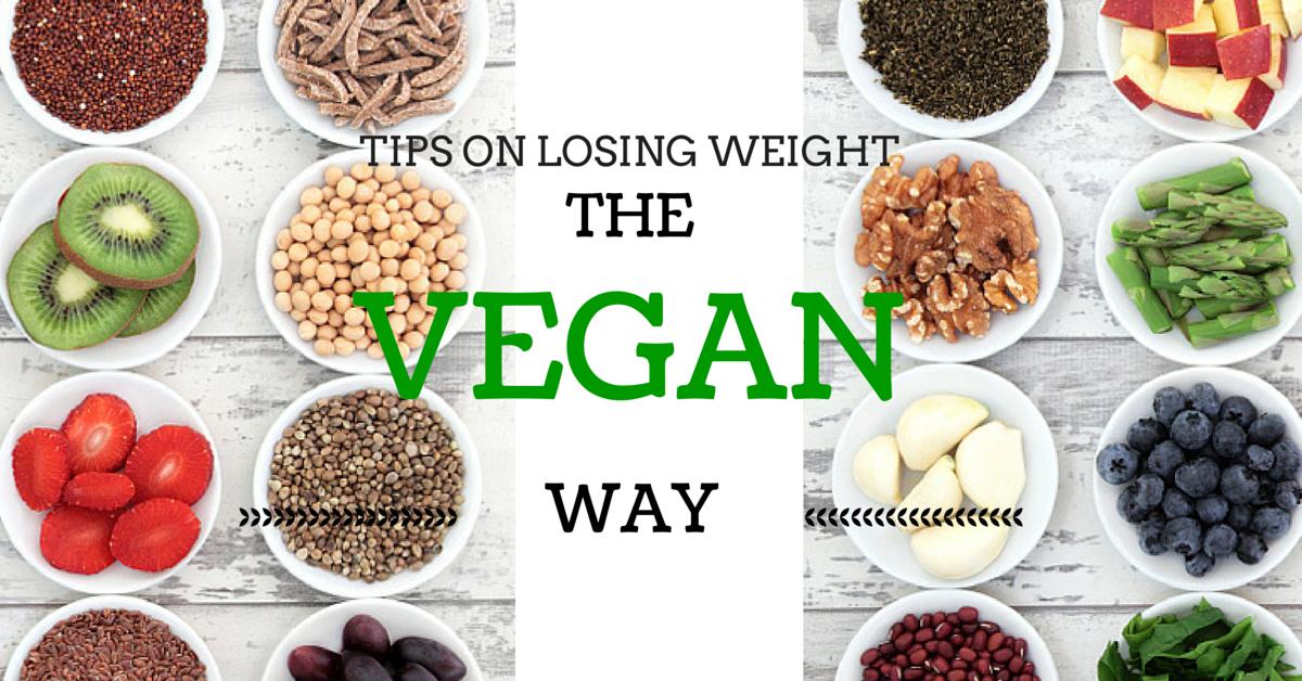 vegan to lose weight photo - 1