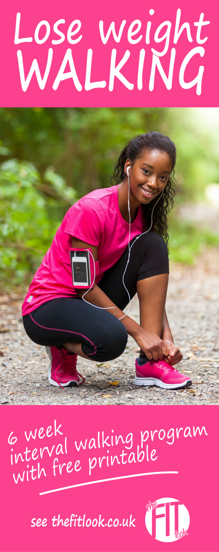 walk program to lose weight photo - 1