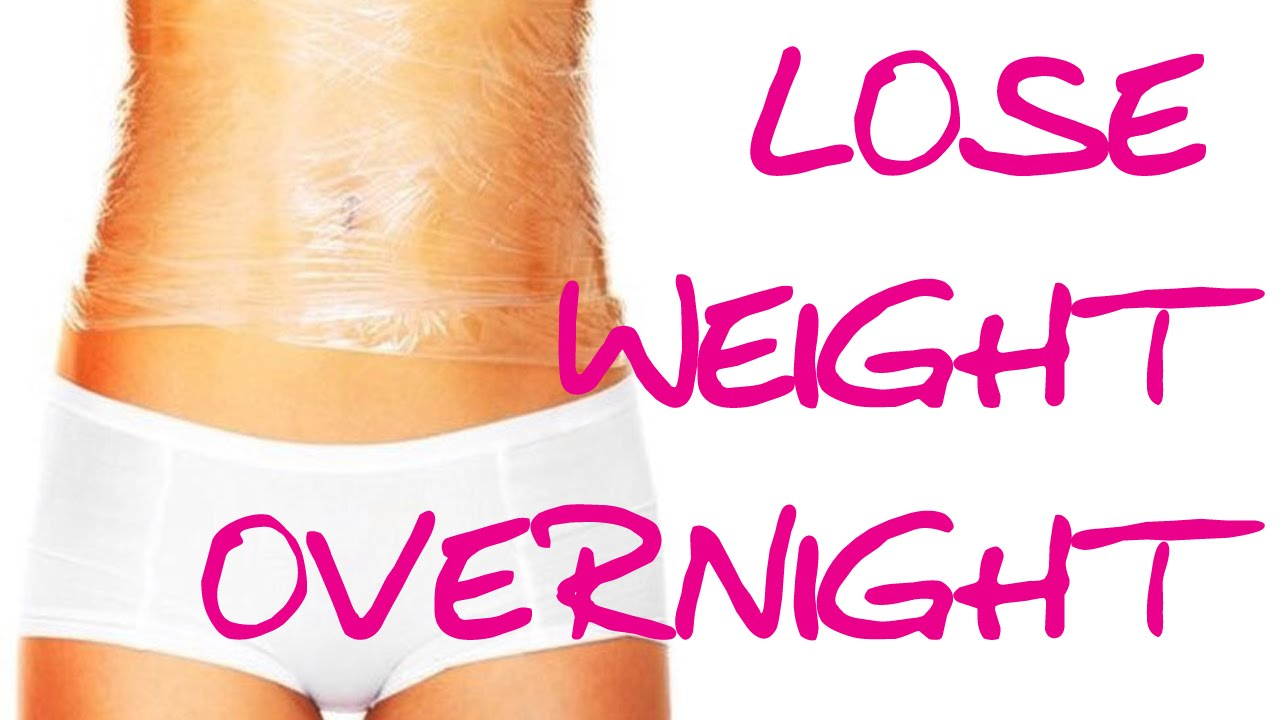 way to lose weight overnight photo - 1