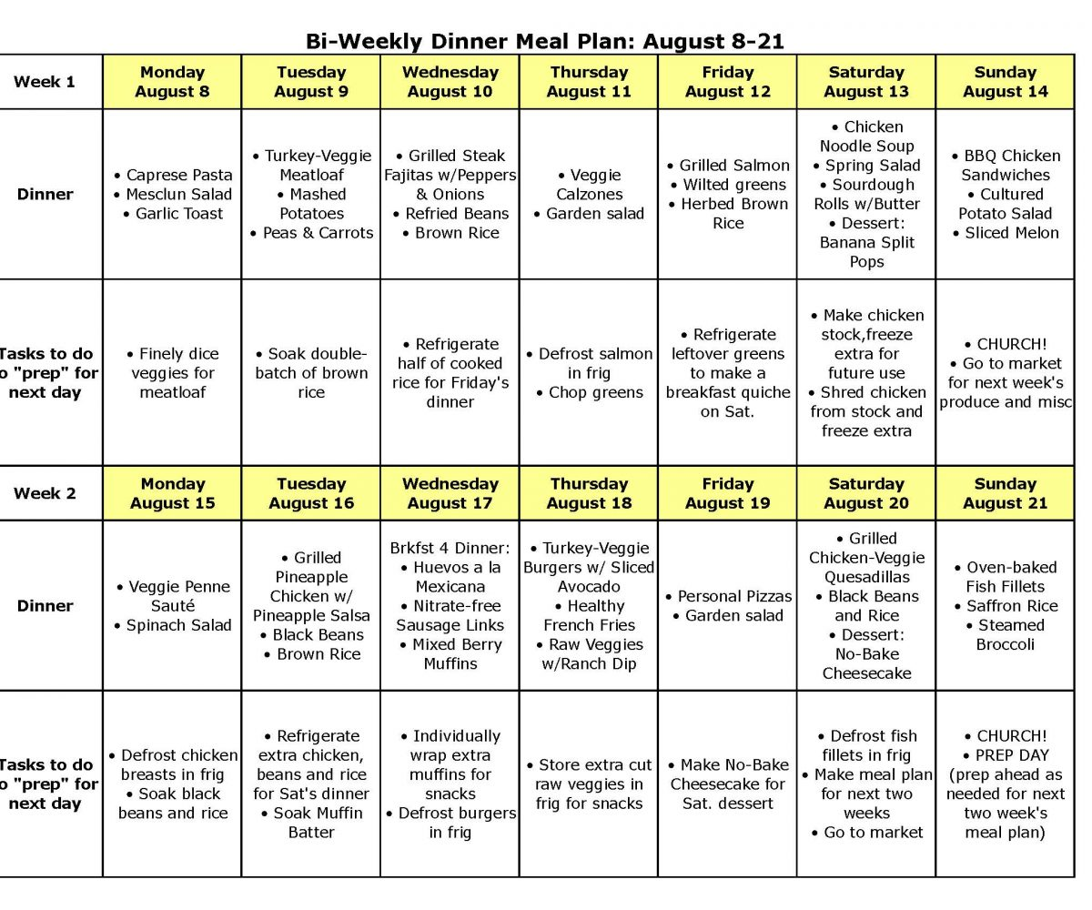 weekly workouts to lose weight photo - 1