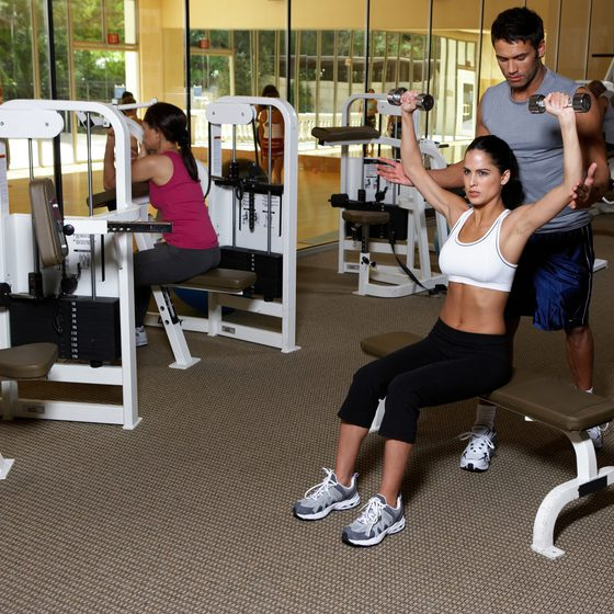 weight lifting routines to lose weight photo - 1