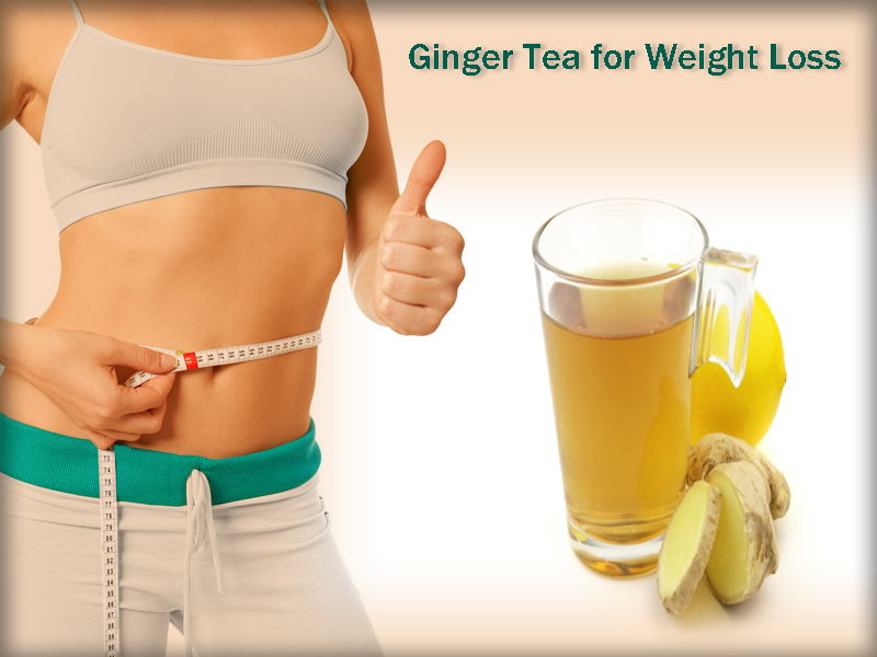 what tea helps you lose weight photo - 1