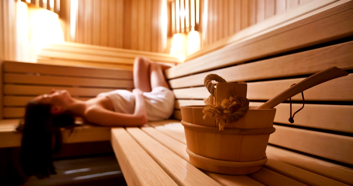 will a sauna help you lose weight photo - 1