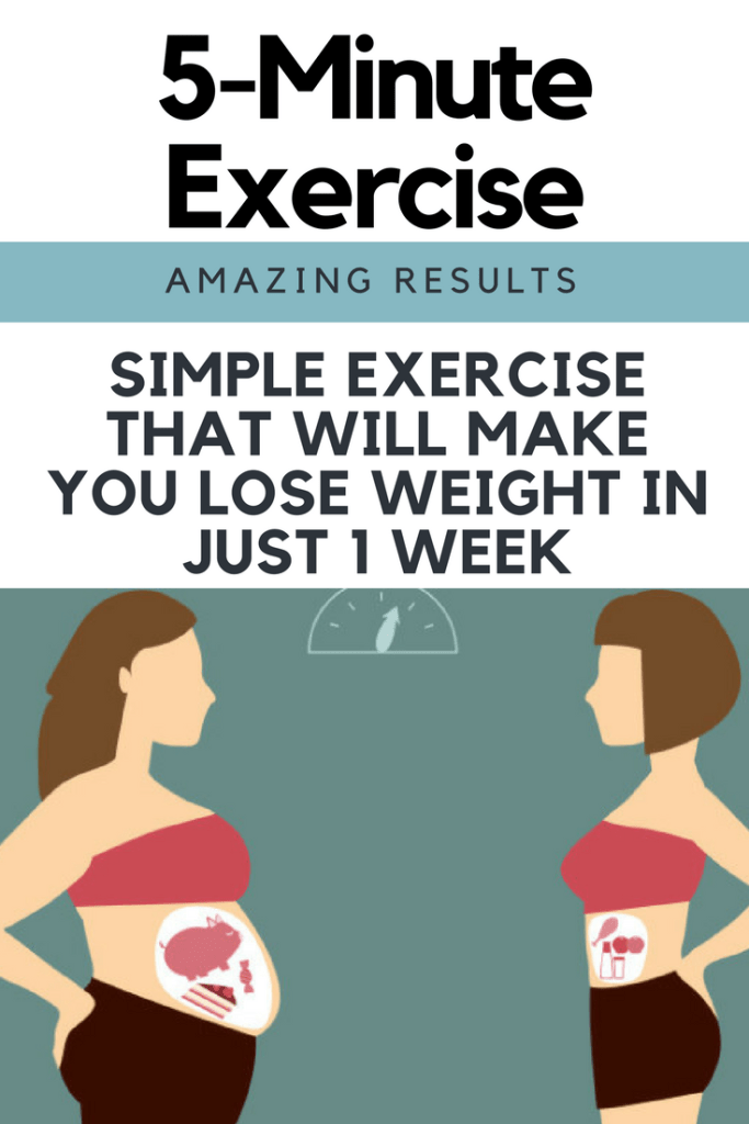 workout to lose weight in a week photo - 1