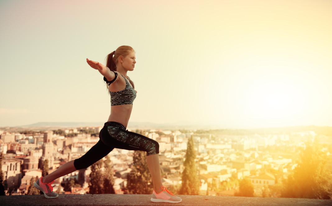 yoga helps lose weight photo - 1