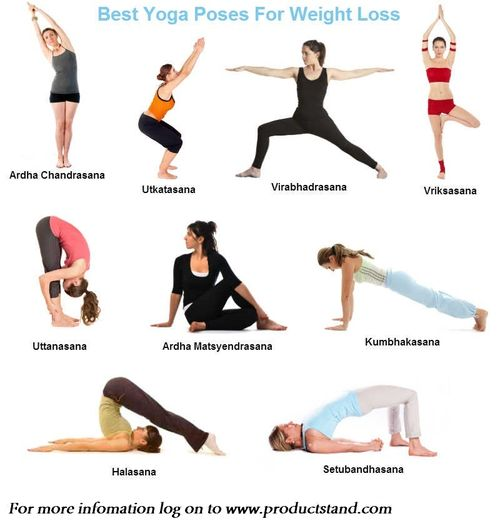 yoga lose weight photo - 1